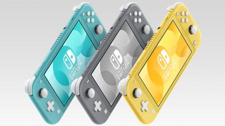 El Switch Lite de Nintendo si llegaría en septiembre a México, esto es lo que sabemos