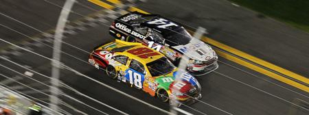 Los cinco mejores finales de la temporada 2012 de la NASCAR