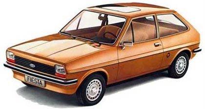 El Ford Fiesta cumple 30 años