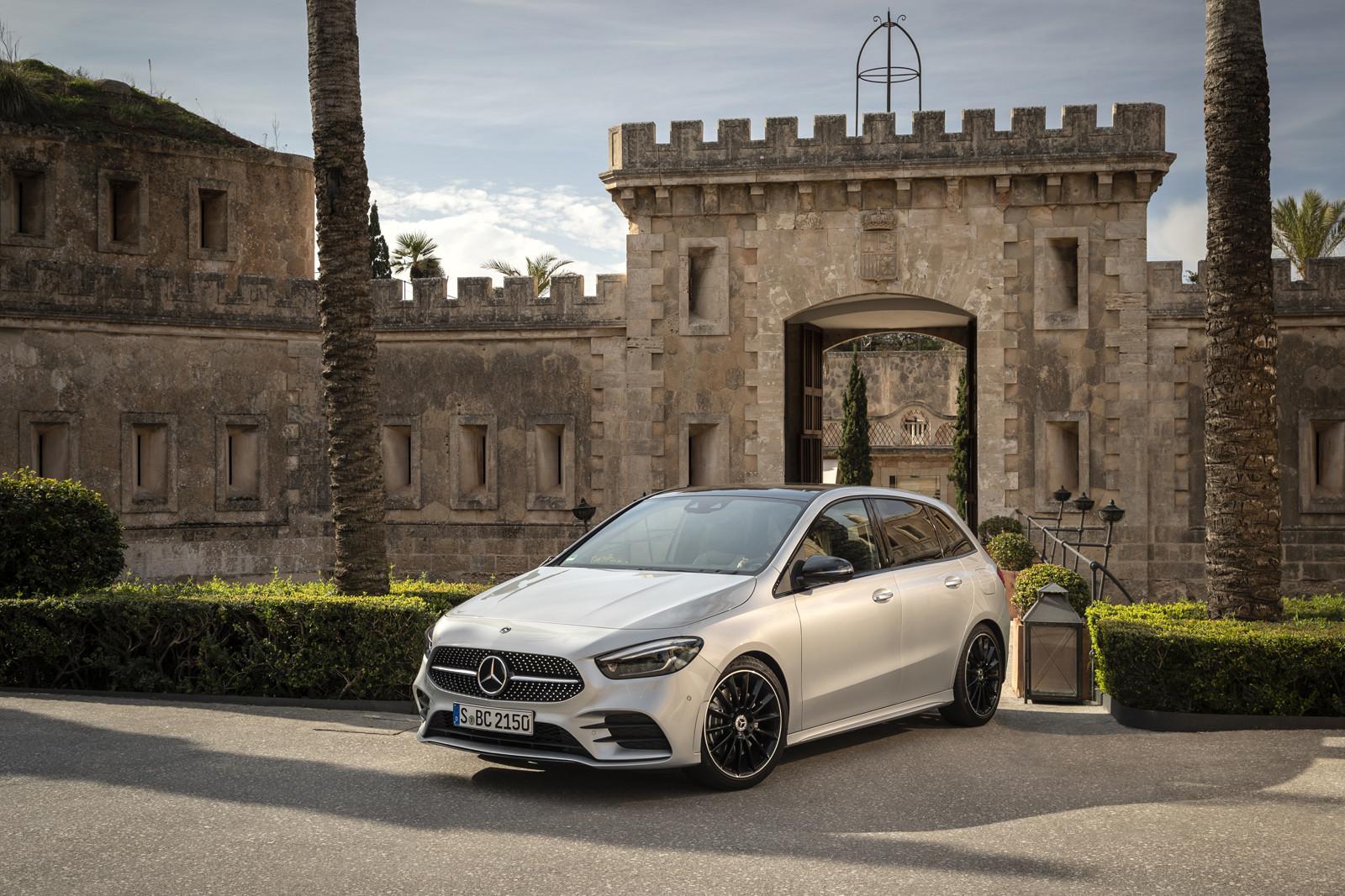 Foto de Mercedes-Benz Clase B 2019 (43/157)