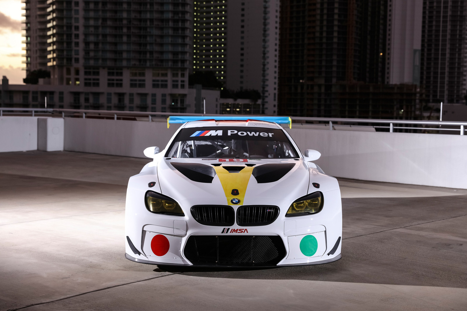 Foto de BMW M6 GTLM Art Car (2/6)