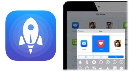 Launch Center Pro, el lanzador de acciones llega al iPad