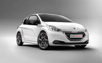 Peugeot 208 Hybrid FE Concept - hatchback con tecnología de Le Mans