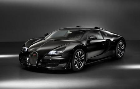 "Bugatti presentará un nuevo ""Legend Edition"" en Ginebra"