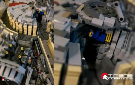 Big Lego Falcon Surprise 0