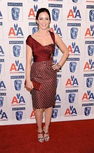 Mis favoritas en los premios Britannia 2009