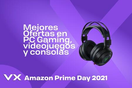 Amazon Prime Day: mejores ofertas en PC gaming, videojuegos y consolas