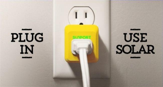SunPort: apoyando la energía solar sin necesidad de instalar paneles solares