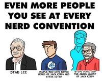 Imagen de la semana: la típica gente que se está viendo en la Comic-Con de San Diego