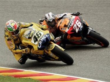 Rossi elige su rival para esta temporada