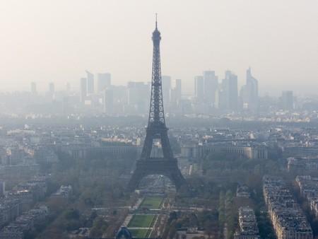 Paris Contaminacion Diesel Prohibir