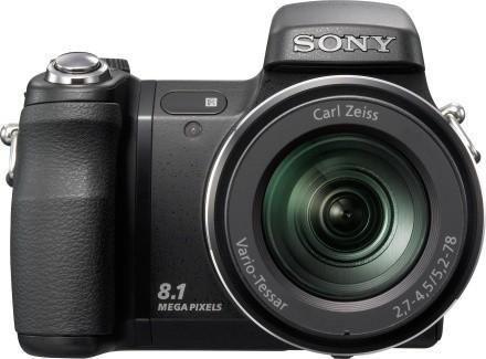 Sony DSC-H9 y DSC-H7