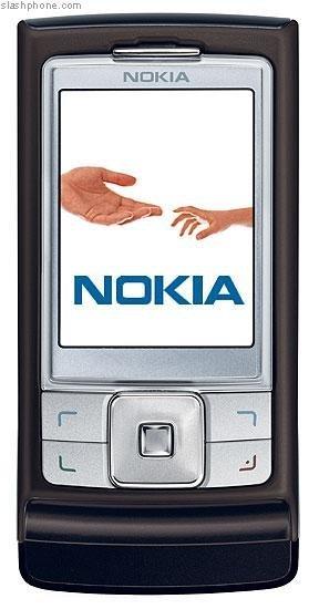 Nokia 6111, 6060 y 6270