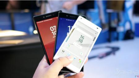 ¿Cuándo veremos los smartphones de la línea Xperia Z5 en México?