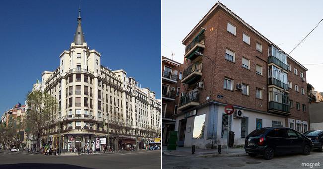 El urbanismo importa: así se diferencian los barrios ricos y pobres en sus calles y edificios