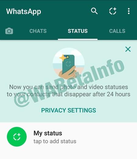 Whatsapp Status Está Al Caer Y Ya Conocemos Al Completo Cómo