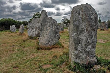 Bretaña: tierra de megalitos