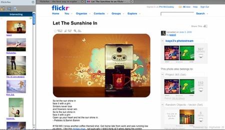 flickrfox