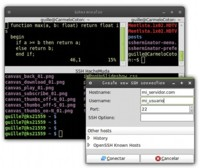 SSHerminator: Terminator con conexiones SSH integradas