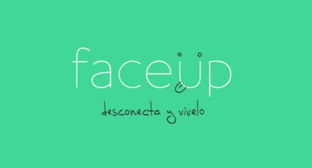 FaceUp: ¿Qué tan adicto eres al móvil?