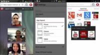 Opera for Android se renueva y permite incluso realizar videollamadas vía WebRTC