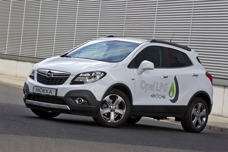 Opel Mokka GLP: a la venta desde 23.075 euros