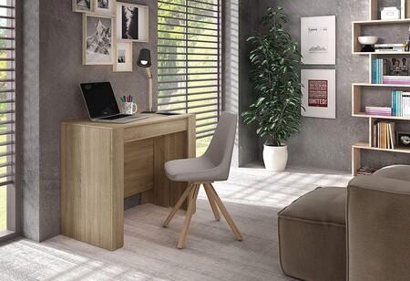 mesa escritorio extensible