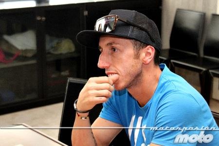 Entrevista con el piloto AXO; Antonio Cairoli