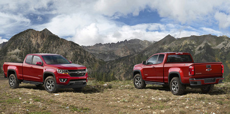 2015 Chevrolet Colorado Z71 Trail Boss Edition