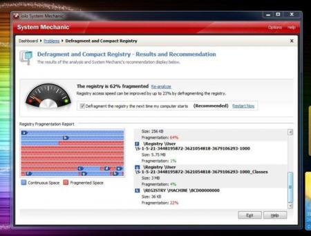 System Mechanic a fondo, completa herramienta de mantenimiento para Windows