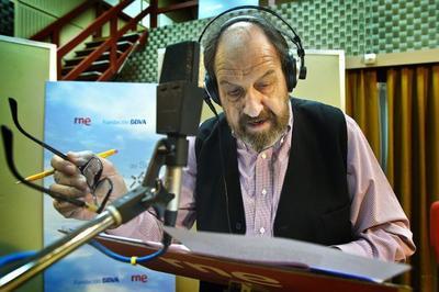 RNE graba 'El Quijote del siglo XXI'