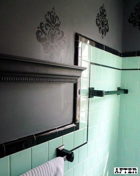 Foto de Antes y después: un baño que pasa a negro sin obras (1/5)