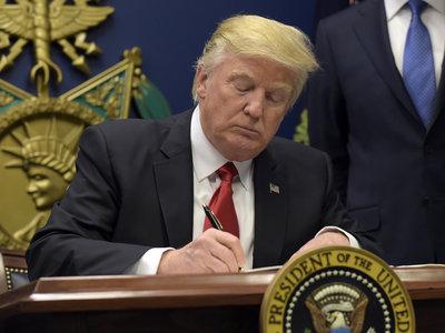 Lo que realmente ha aprobado Trump en sus 10 primeros días de gobierno