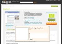 Blogged: Directorio social de blogs