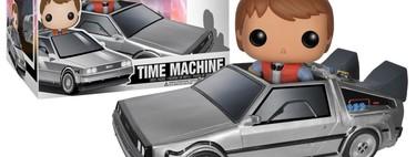 Los 11 funkos de autos que no sabías que existían y que desearás tener