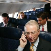 La FCC podría decir no a las llamadas móviles en el avión