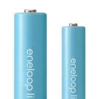 Sanyo eneloop lite, pilas híbridas más baratas para pequeños gadgets