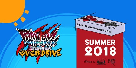 Limited Run Games Phantom Breaker Battle Grounds Overdrive