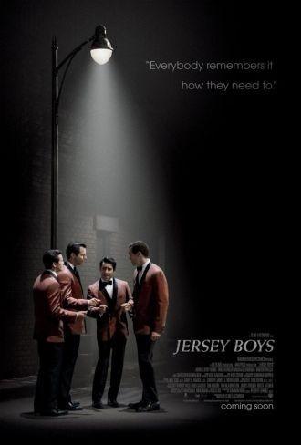 'Jersey Boys', cartel y tráiler de lo nuevo de Clint Eastwood