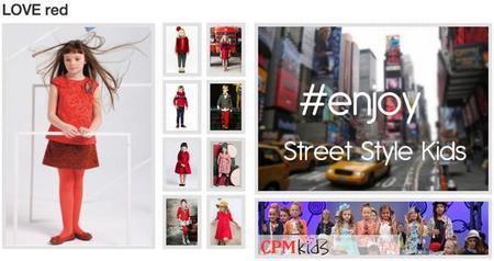 Momolo, la primera red social de moda infantil