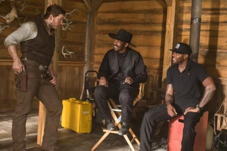 Los Siete Magnificos Denzel Washington Chris Pratt Antoine Fuqua