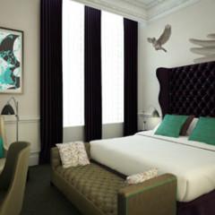Foto 4 de 6 de la galería hotel-ampersand-en-londres en Decoesfera