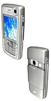 Dos cámaras en el Nokia 6680