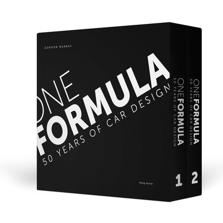 One Formula Slip Case Black
