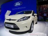 Ford Fiesta en el British Motor Show