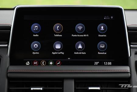 Chevrolet Suburban 2021 Mexico Opiniones 19