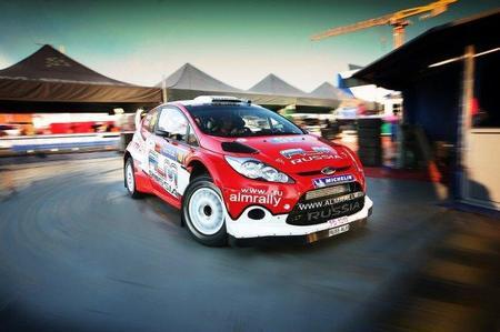 Evgeny Novikov en ocho pruebas del Mundial de Rallyes
