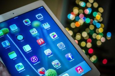 El iPad vuelve atrás en el tiempo, bienvenidos de nuevo a 2010