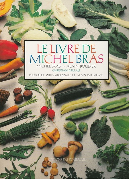 Recetario Gastronomia Michel Bras