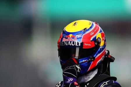 Mark Webber lamenta un error de sincronización en la Q3